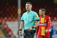 2020-12-01: - JesseRozendal - Voetbal: Go Ahead Eagles Jong AZ: Deventer
