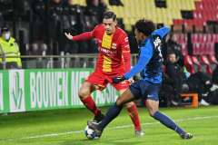 2020-12-01: - JayIdzes - JuanFamiliaCastillo - Voetbal: Go Ahead Eagles Jong AZ: Deventer
