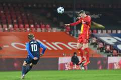 2020-12-01: - ThijsOosting - SamBeukema - Voetbal: Go Ahead Eagles Jong AZ: Deventer