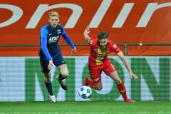 2020-12-01: - TijsVelthuis - FrankRoss - Voetbal: Go Ahead Eagles Jong AZ: Deventer