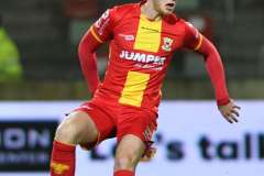 2020-12-01: - SamBeukema - Voetbal: Go Ahead Eagles Jong AZ: Deventer