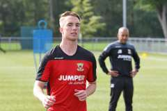 2020-09-10:  - JustinBakker - Voetbal: Training Go Ahead Eagles: Wesepe