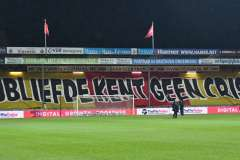 2020-12-11: - Clubvliefde - Bside - Voetbal: Go Ahead Eagles NAC Breda: Deventer