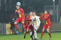 2020-12-11: - ErkanEyibil - MounirElAllouchi - Voetbal: Go Ahead Eagles NAC Breda: Deventer