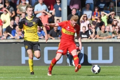 14-10-2018: - RichardvanderVenne - Voetbal: Go Ahead Eagles v Roda JC: DeventerKeuken Kampioen Divisie seizoen 2018-2019L-R: Richard van der Venne of Go Ahead Eagles
