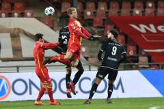 2021-01-15: - LuukBrouwers - Voetbal: Go Ahead Eagles MVV: Deventer