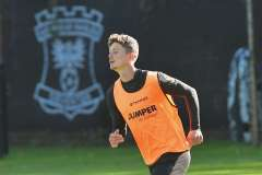 - BasKuipers - Deventer, the Netherlands, 15th of october 2021, Training Go Ahead Eagles