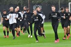 Deventer, the Netherlands, 15th of september 2021, training Go Ahead Eagles