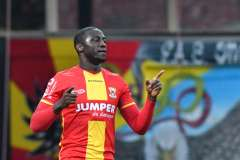 2020-10-17: - JacobMulenga - Voetbal: Go Ahead Eagles FC Eindhoven: Deventer