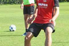 2020-09-17: - BasKuipers - Voetbal: Training Go Ahead Eagles: Deventer