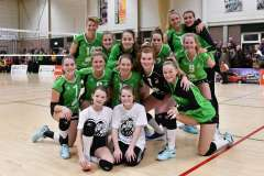 18-01-2020: Volleybal: Dros Alterno DS 1 FAST DS 1: Apeldoorn