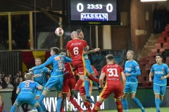 18-10-2019:  - ElmoLieftink - Voetbal: Go Ahead Eagles v FC Volendam: Deventer