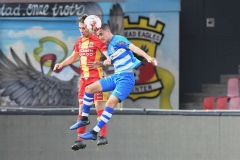 19-08-2019: - KevinGreeven - Voetbal: Jong Go Ahead Eagles v Jong PEC Zwolle: DeventerBeloftencompetitie seizoen 2019-2020L-R: Kevin Greeven of Go Ahead Eagles