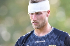 02-07-2019: - WoutDroste - Voetbal: Voorwaarts Twello v Go Ahead Eagles: TwelloL-R: Wout Droste of Go aHead Eagles