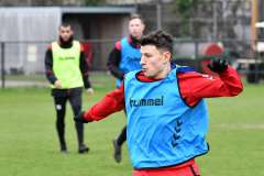 20-02-2020: - JentheMertens - Voetbal; Training Go Ahead Eagles: Deventer
