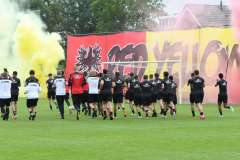 Terwolde, The Netherlands, juni 20, first training Go Ahead Eagles,