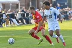 - PhilippeRommens - MillionManhoef - Terwolde, the Netherlands, 23 july 2021: friendly game, Go Ahead Eagles Vitesse