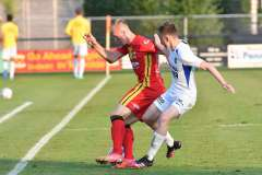 - IsacLidberg - Terwolde, the Netherlands, 23 july 2021: friendly game, Go Ahead Eagles Vitesse