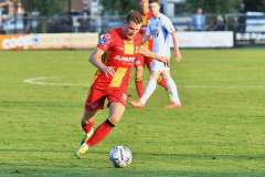 - PhilippeRommens - Terwolde, the Netherlands, 23 july 2021: friendly game, Go Ahead Eagles Vitesse