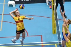 23-11-2019: DS-2019-8314: - LianneSonneveld - Volleybal dames: Draisma Dynamo DS 1 OBEG Donitas