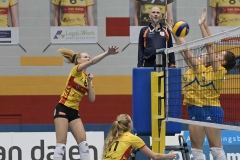 26-1-2019: - LianneSonneveld - Volleybal: SV Dynamo DS 1 Halley DS 1: Apeldoorn
