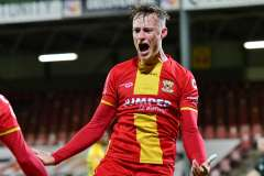 2020-10-26: Voetbal: - SamBeukema - Go Ahead Eagles NAC Breda: Deventer