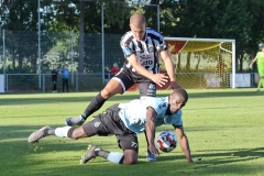 03-07-2019: - JesperDrost - ClintonMata - Voetbal: Heracles v Club Brugge: GarderenTT - 2019 - 011817L-R: Jesper Drost of Heracles, Clinton Mata of Club Brugge