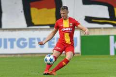 2020-10-31: - SamBeukema - Voetbal: Go Ahead Eagles Excelsior: Deventer
