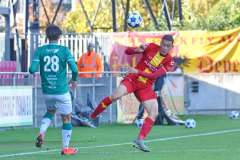 2020-10-31: - NathanTjoeAOn - JayIdzes - Voetbal: Go Ahead Eagles Excelsior: Deventer