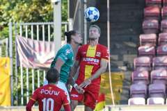 2020-10-31: - JoelZwarts - WoutDroste - Voetbal: Go Ahead Eagles Excelsior: Deventer