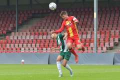 - BasKuipers - Deventer, the Netherlands, 7th of october 2021; Football; Go Ahead Eagles against Lommel SK,